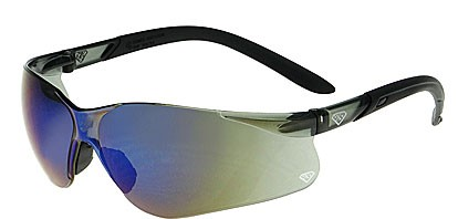 Super Safety AKIMBO Blue Mirror AF/HC Lens Safety Glasses