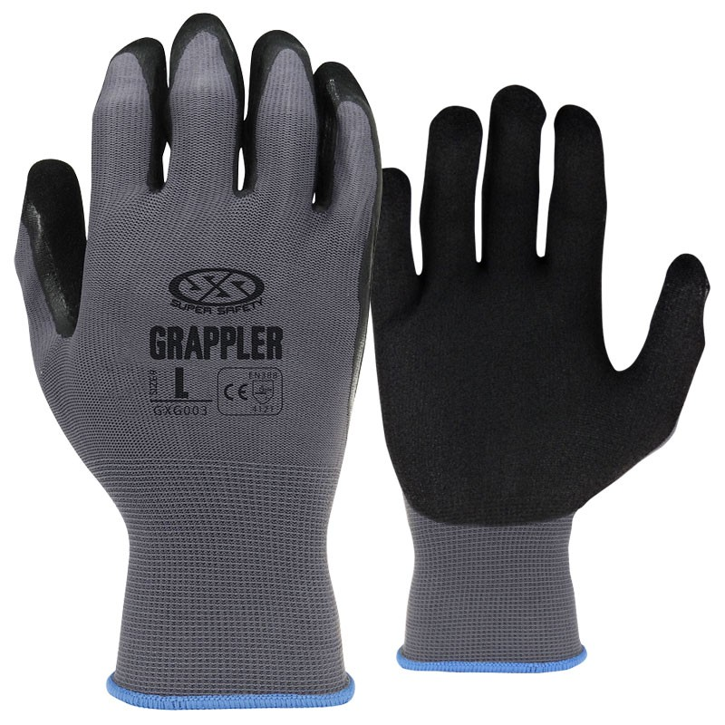 Super Safety Grappler Glove