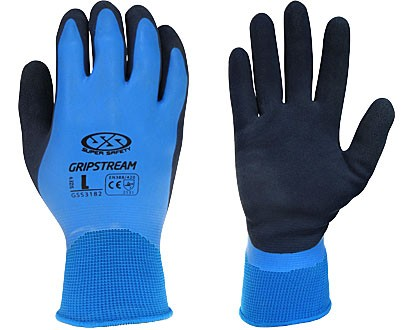 Super Safety GRIPSTREAM Work Glove