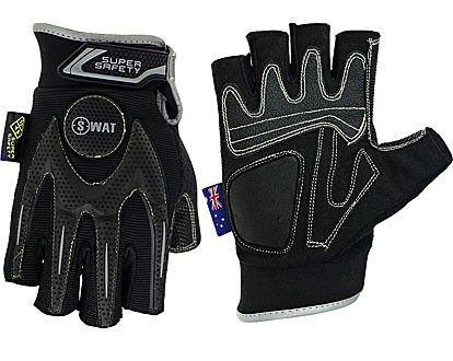 Super Safety SWAT FINGERLESS Safety Glove