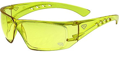 Super Safety VIPER Amber AF/HC Lens Safety Glasses