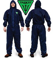 Trident ECO Disposable Coveralls