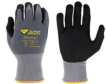 Super Safety STICKER Glove