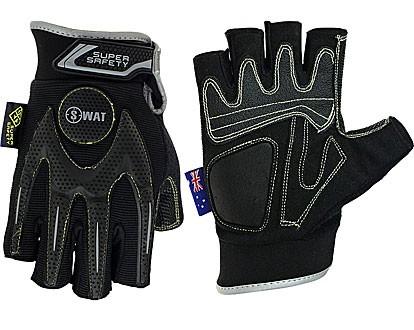 Super Safety SWAT FINGERLESS Safety Glove