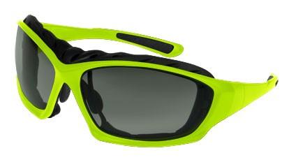 Super Safety TRIDENT Hi-Viz Yellow w/ Smoke Lens