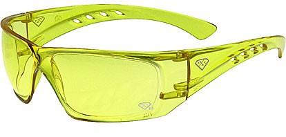 Super Safety VIPER Amber AF/HC Lens Safety Glasses