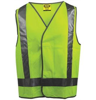 Day / Night Vest - Yellow