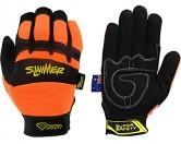 Super Safety SLAMMER Hi-Viz Orange