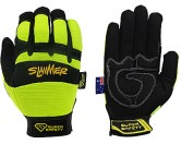Super Safety SLAMMER Hi-Viz Yellow
