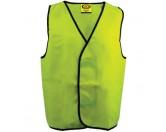 Day Vest - Yellow