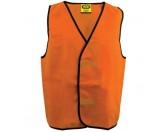 Day Vest - Orange